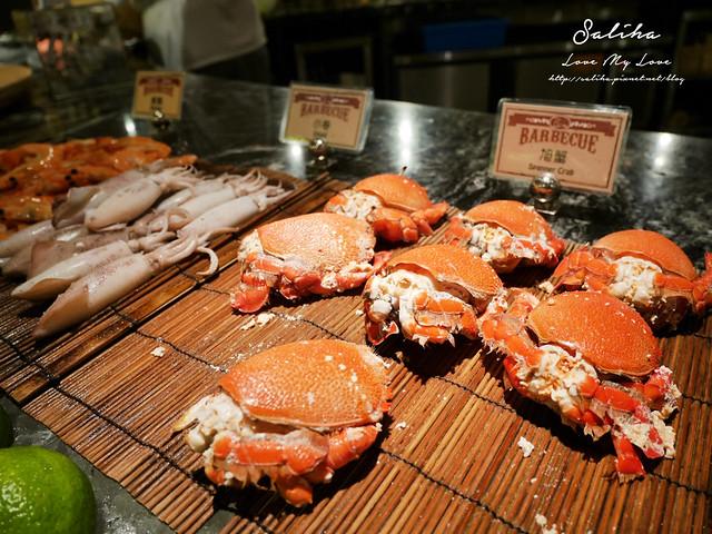 台北飯店自助餐buffet吃到飽甜點海鮮) (1)
