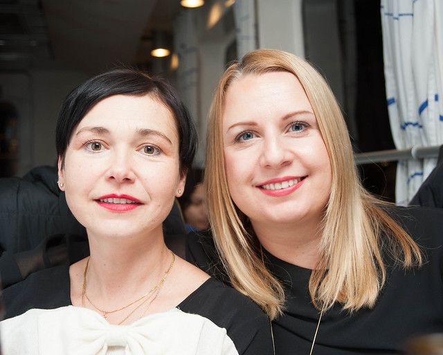 Evguenia & Nathalie