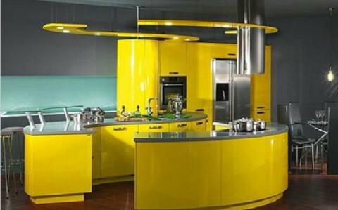 Người mệnh kim nên thiết kế nhà bếp như thế nào?