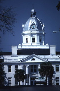 Jefferson County Courthouse in Monticello