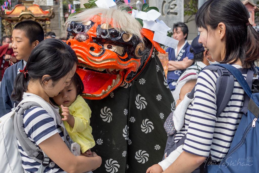 廿日市天満宮 例大祭 2016