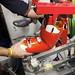 Přístroj na vytahování skeletu lyžařských bot. , foto: Ski a Bike Centrum Radotín