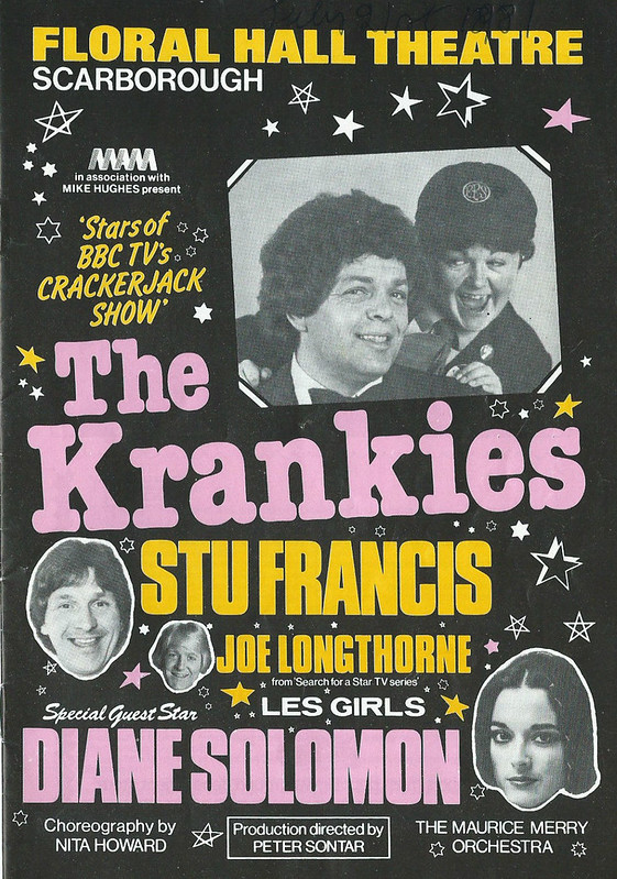 Floral Hall Programme: The Krankies