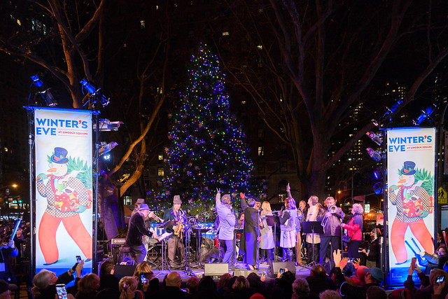 Annual Winter's Eve at Lincoln Square
