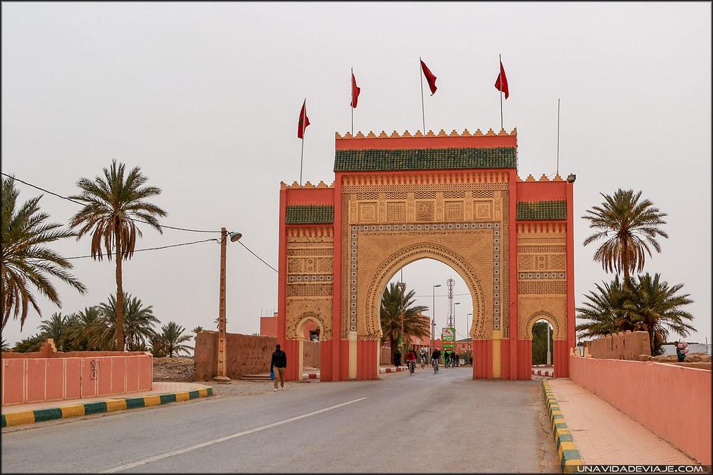 Marruecos sur Rissani