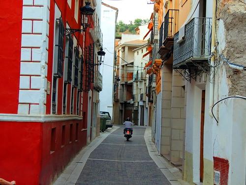 <Calle Las Tiendas> Beas de Segura (Jaén)