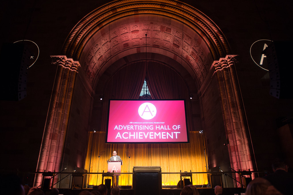 2016 Advertising Hall of Achievement