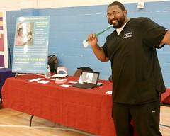 CAPWorks Job Fair at MLK