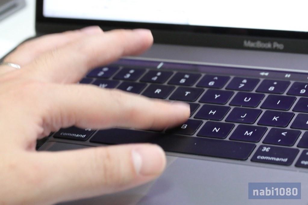 MacBook Pro 15インチ 201617