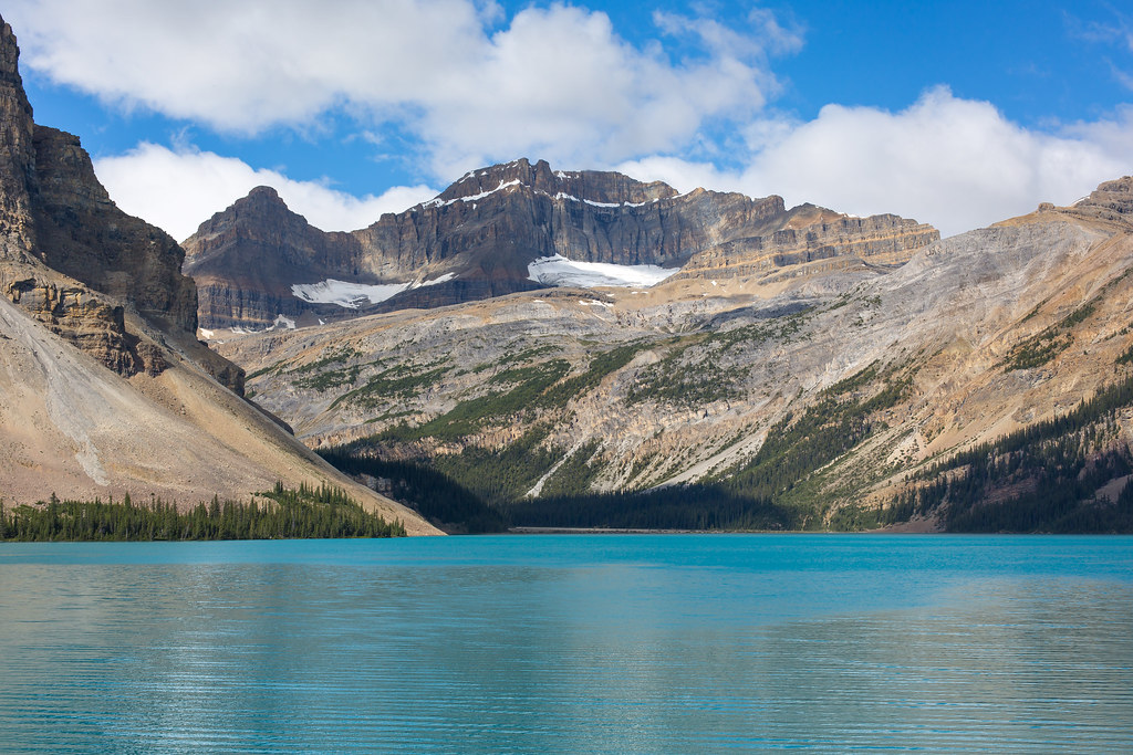 Banff National Park, Bow Lake