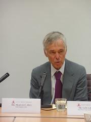Dr. Marvin C. Ott Professional Lecturer and Visiting Scholar, Johns Hopkins SAIS