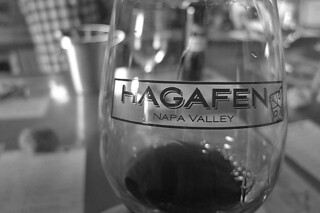 Hagafen Cellars - Glass by roland luistro, on Flickr