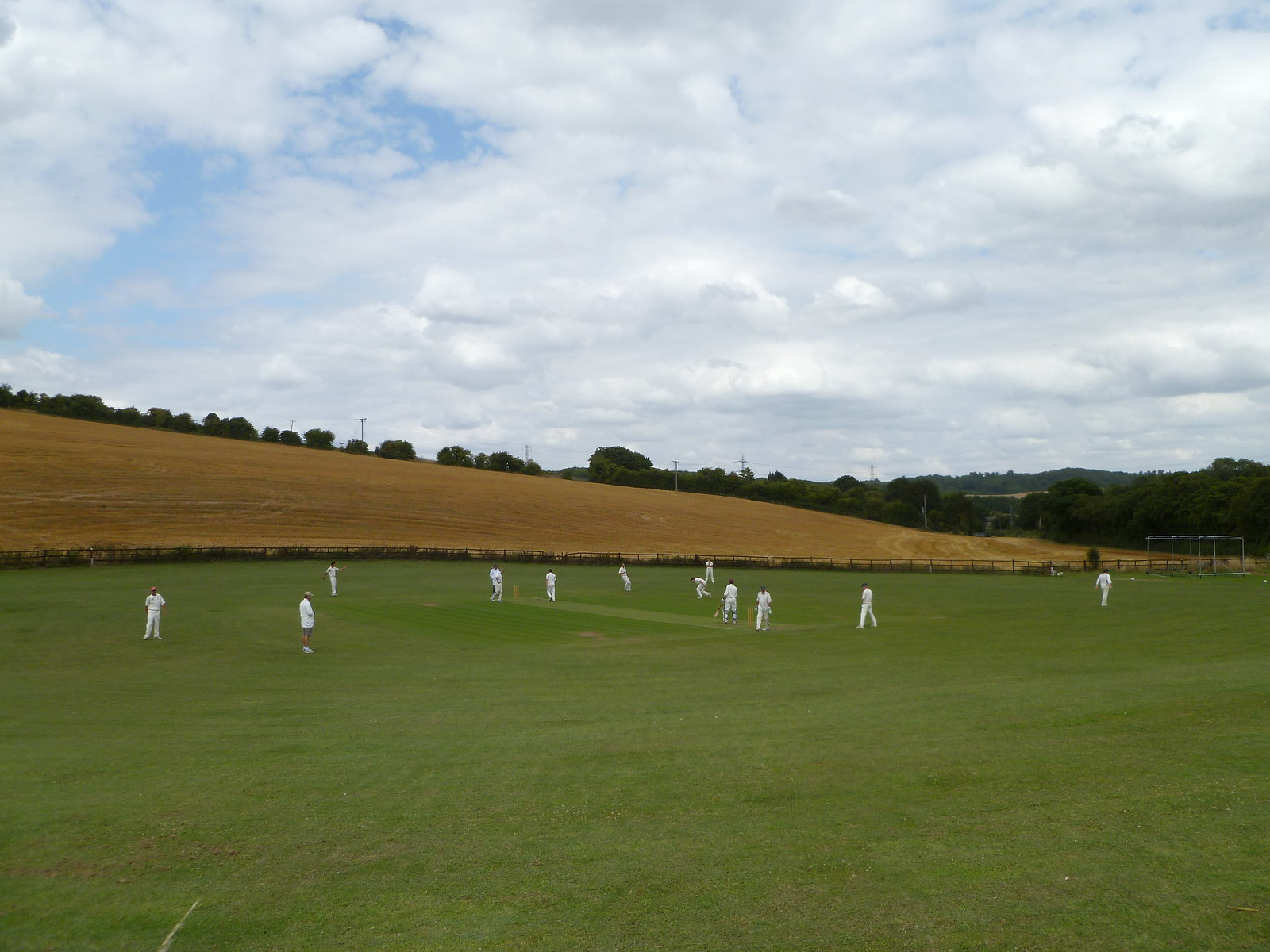 Luddesdown CC SWC Walk 173 Cuxton to Halling