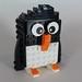 Penguin Blockhead by davekaleta