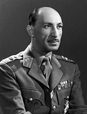 Muhammad Záhir Šáh cca 1963