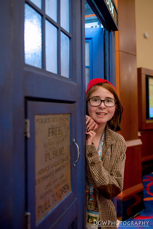 Dr. Who - Connecticut ComiConn