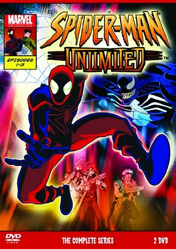 Spider-Man Unlimited (1999-2001, 13odc) cover