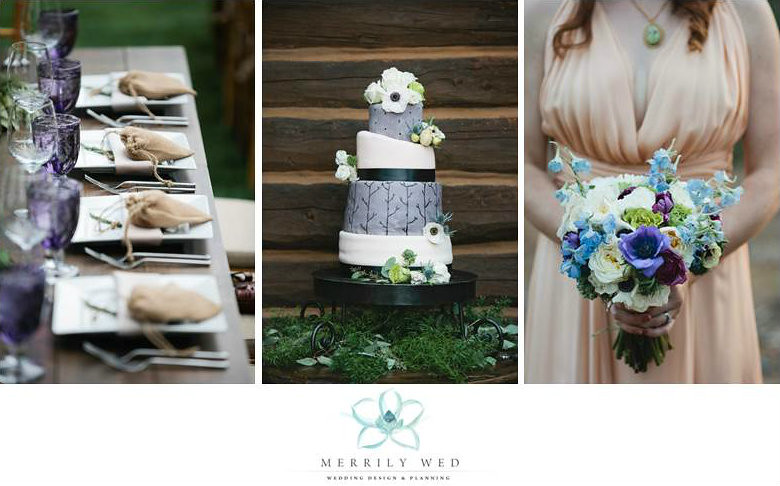 Whimsical Forest Wedding 4
