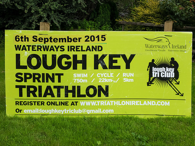 Lough Key Triathlon 2015