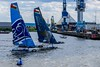 Extreme Sailing in Hamburg4 by Natalie.Imagegallery