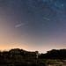 Meteor Shower. Son Fornés - Montuïri - Mallorca
