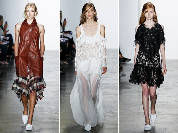 Best of New York Fashion Week Spring 2016