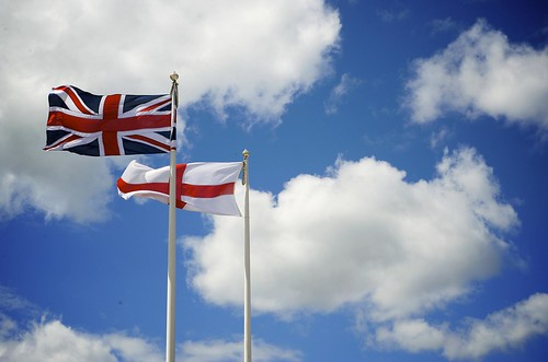 Union Flag and St-Georges Cross