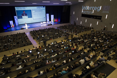 Seminario de lanzamiento del Programa Interreg V-A POCTEFA 2014-2020