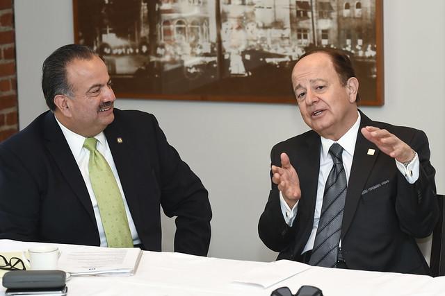 LACC Leadership Meeting 2015