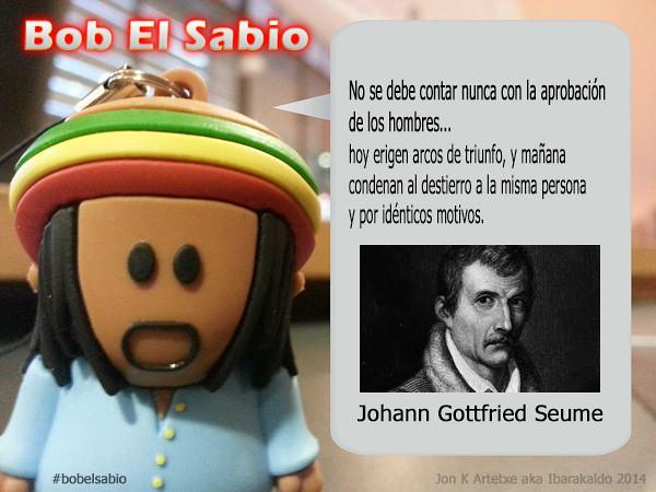 Bob El Sabio. Alabanza