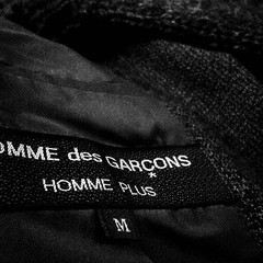 #commedesgarcons  #hommeplus #deglieffetti  #1990