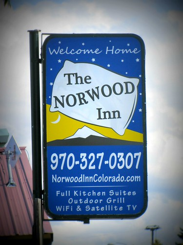 colorado norwood smalltown motels vintagemotels