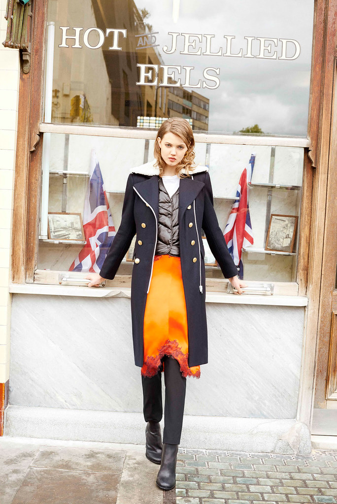 Линдси Виксон — Фотосессия для «Bergdorf Goodman» 2015 – 2