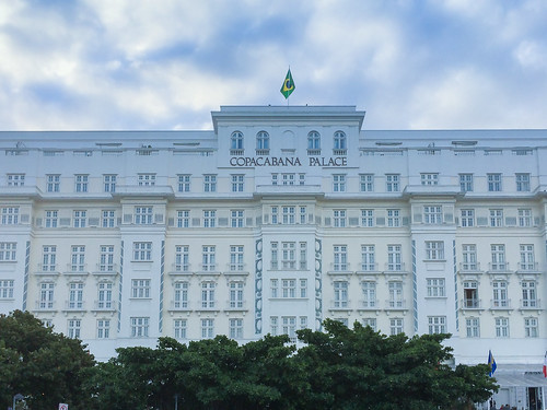 Copacabana Palace Hotel WM 2014 Brasilien