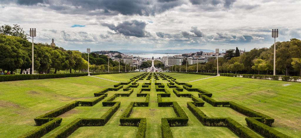 Lissabon. Aussichten.