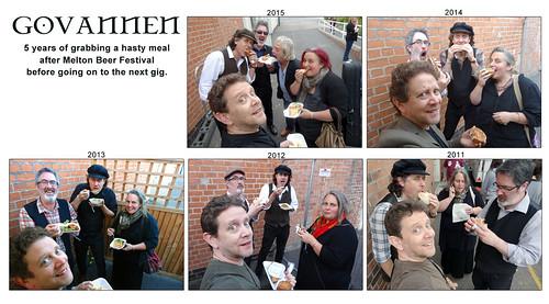 Govannen - Melton Beer Festival 2015