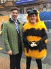 Proud to support UK National Pollinator Strategy. & any man at #CPC15 man dressed as a bee deserves time #BeesMatter by Scotland's Conservative MEP