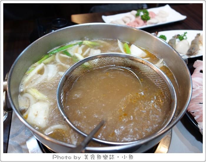 【台北中山】赤牛哥汕頭火鍋 @魚樂分享誌