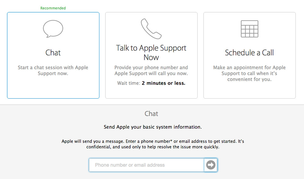 Apple Support 5