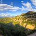 El Montcau y La Falconera, Mura (E) by Panoramyx