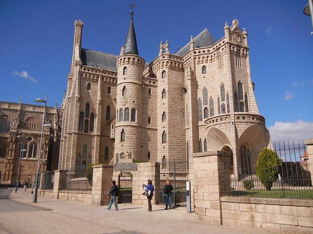 Bishop's Palace, Astorga