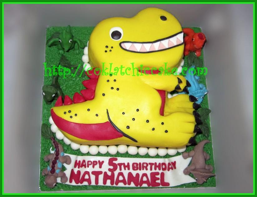 Cake Dinosaurus