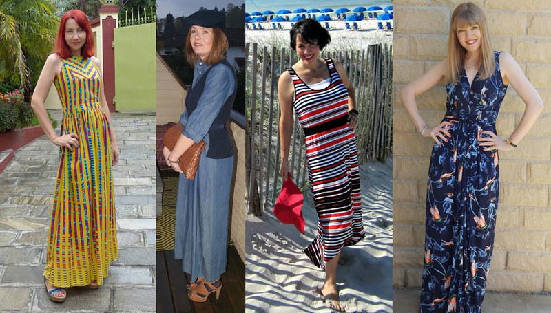 #iwillwearwhatilike Maxi dresses