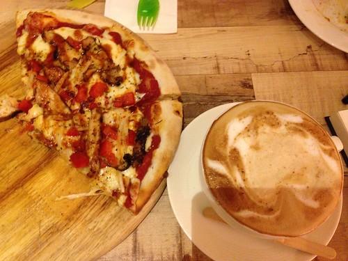 Dinner @ Macaroni & Coffee