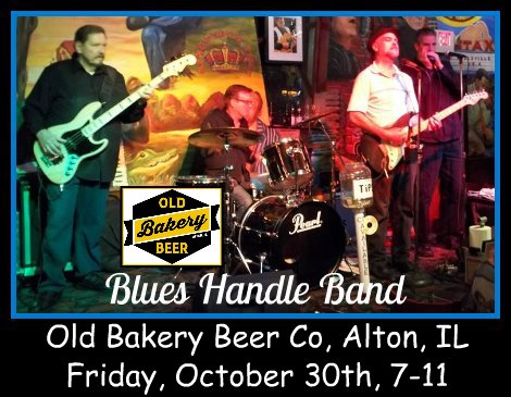 Blues Handle Band 10-30-15