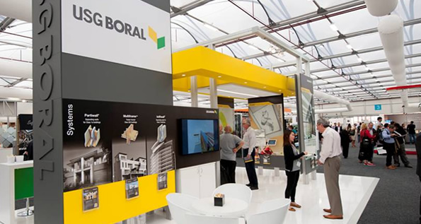 USG Boral is seeking to develop eco-friendly spaces