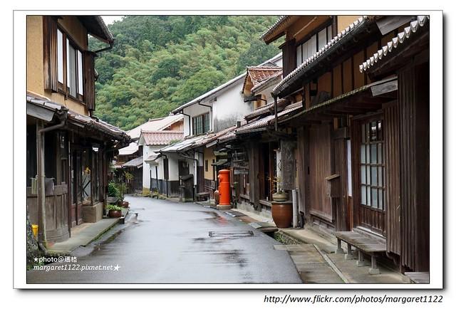 【日本島根】石見銀山,大森老街