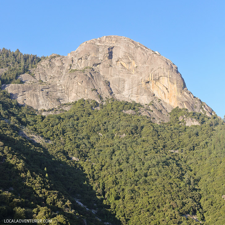 Climb Moro Rock (15 Amazing Things to Do in Sequoia National Park).