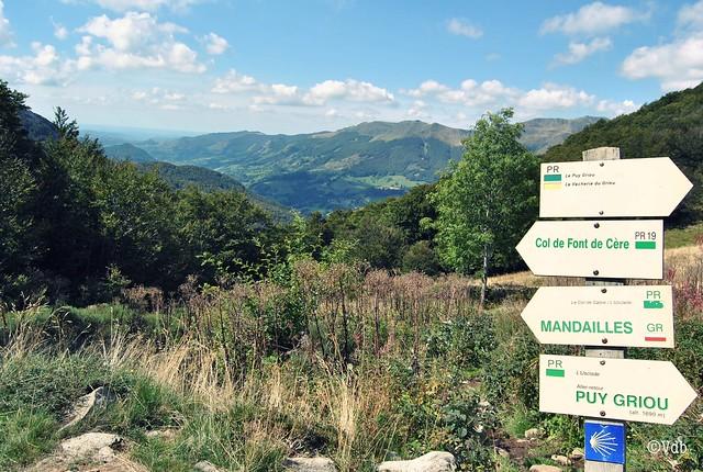 Auvergne de puy griou van de bergen tot de zee - Office de tourisme bergen ...