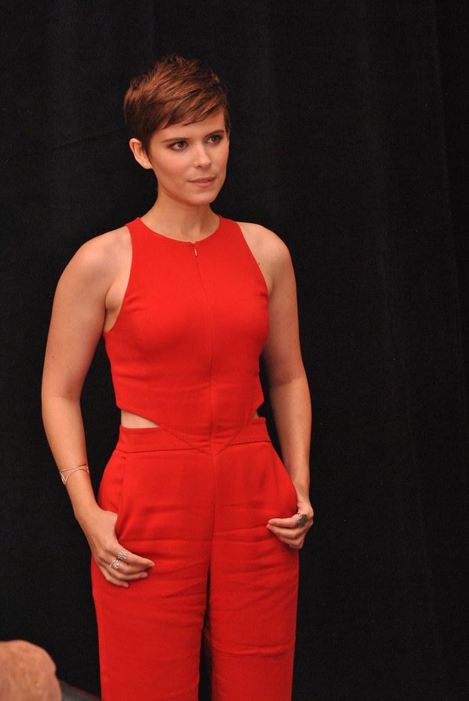 Кейт Мара — Пресс-конференция «Марсианин» на «TIFF» 2015 – 31